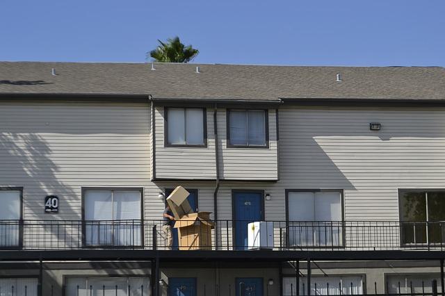 חברת הובלות להובלת דירות מבנייני מגורים