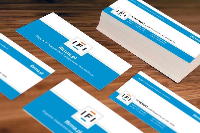 החלטתם לפתוח עסק? מה חשוב לעשות? (הדפסת כרטיסי ביקור, נייר מכתבים ועוד..)