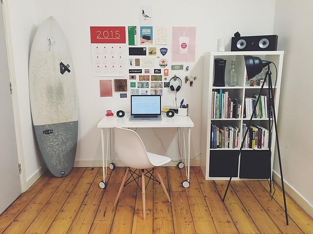 עיצוב משרד קטן