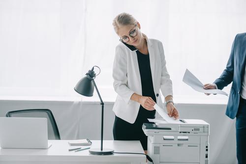 מדפסת למשרד