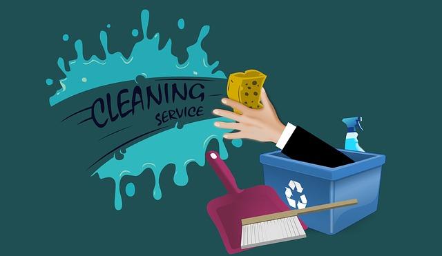 חברת שירותי נקיון או מנקה פרטית